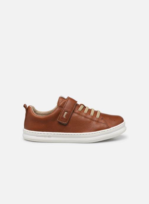 Sneakers Camper Run 800247 Marrone immagine posteriore