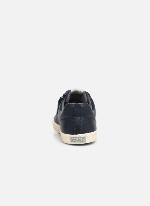 Sneakers Camper Pursuit 800232 Blå Bild från höger sidan