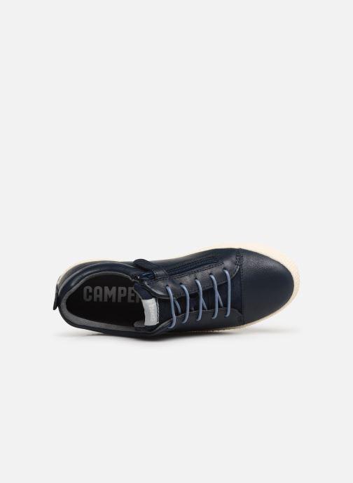Sneakers Camper Pursuit 800232 Blå bild från vänster sidan