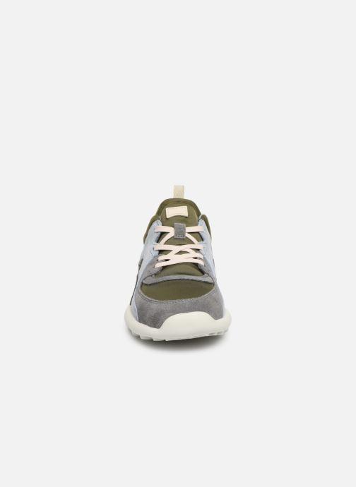 Sneaker Camper KTII Driftie grau schuhe getragen