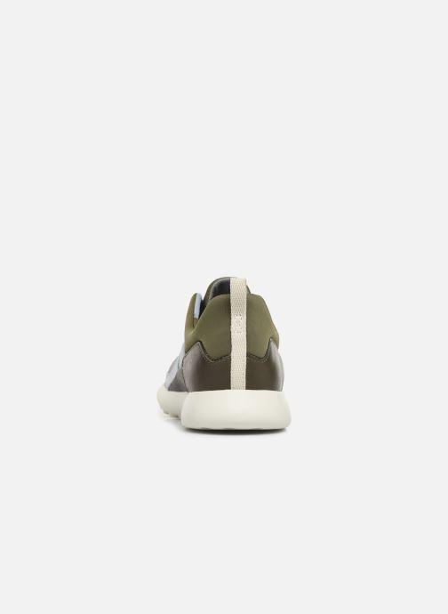 Sneaker Camper KTII Driftie grau ansicht von rechts