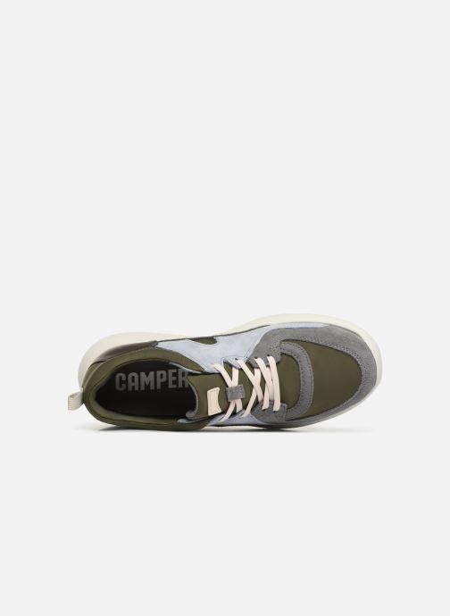 Sneakers Camper KTII Driftie Grijs links
