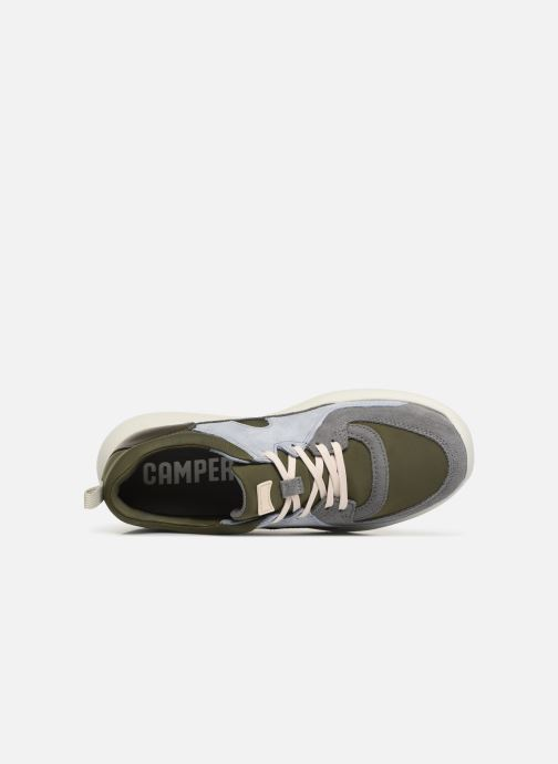 Sneaker Camper KTII Driftie grau ansicht von links