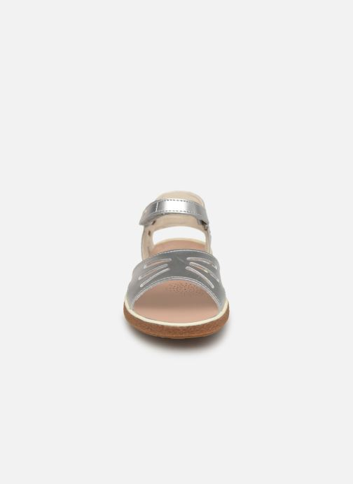 Sandals Camper Miko 800259 Silver model view