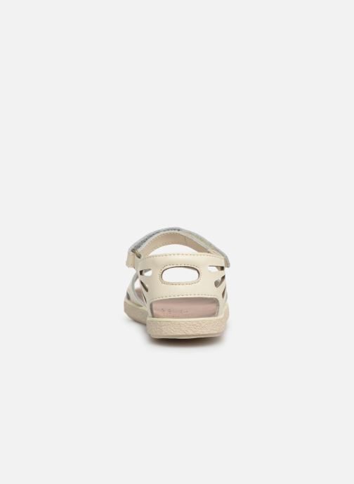 Sandals Camper Miko 800259 White view from the right