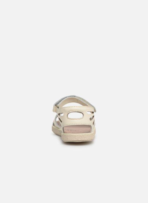 Sandales et nu-pieds Camper Miko 800259 Blanc vue droite