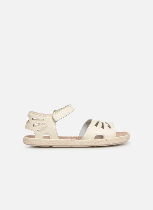 Sandals Camper Miko 800259 White back view