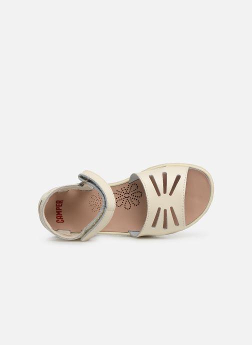 Sandales et nu-pieds Camper Miko 800259 Blanc vue gauche