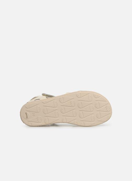 Sandales et nu-pieds Camper Miko 800259 Blanc vue haut