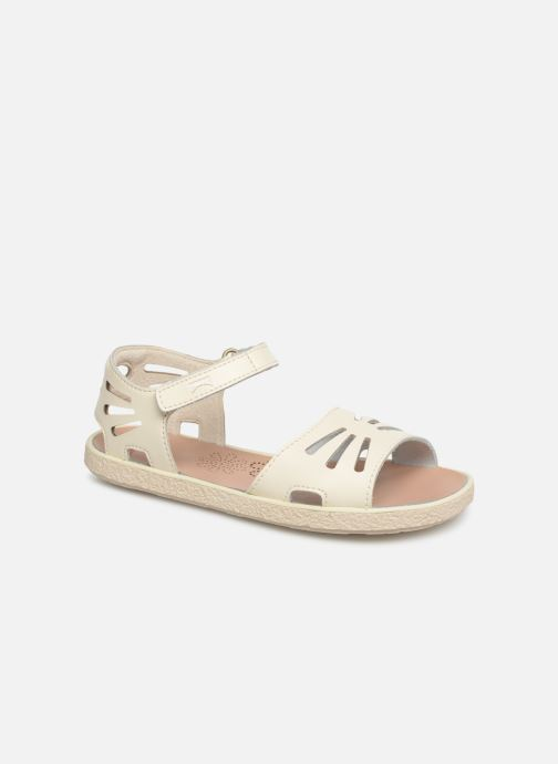Sandals Camper Miko 800259 White detailed view/ Pair view