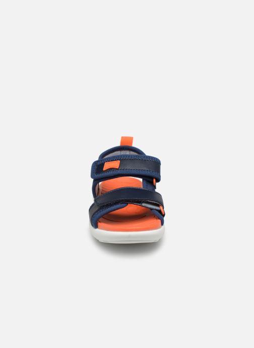 Sandals Camper Ous W Blue model view