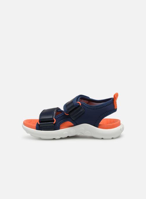 Sandals Camper Ous W Blue front view