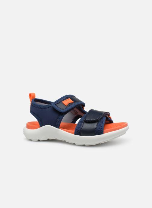 Sandals Camper Ous W Blue back view