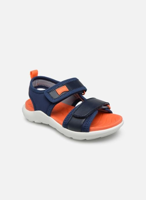 Sandals Camper Ous W Blue detailed view/ Pair view