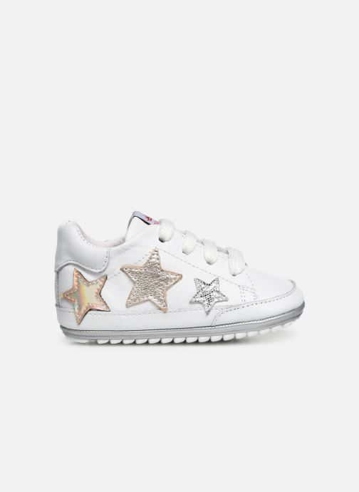 Sneakers Shoesme Sabrina Hvid se bagfra