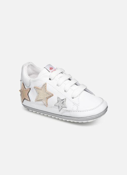 Sneakers Shoesme Sabrina Hvid detaljeret billede af skoene