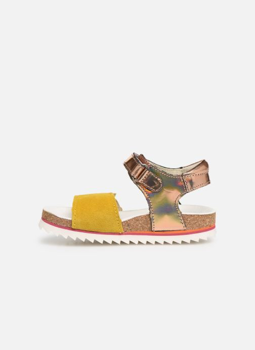Sandali e scarpe aperte Shoesme Syrine Argento immagine frontale