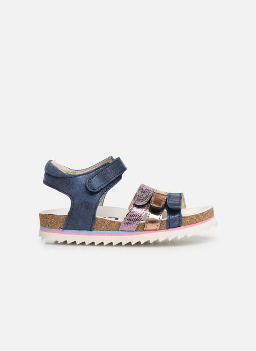 Sandales et nu-pieds Shoesme Steffi Bleu vue derrière