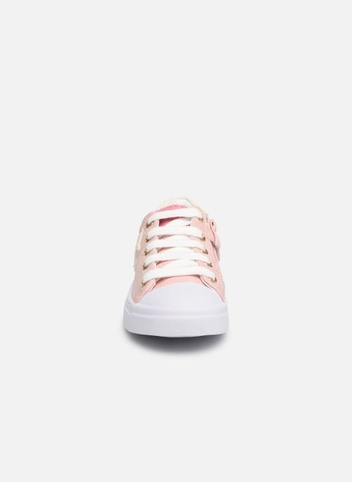 Trainers Shoesme Santia Pink model view