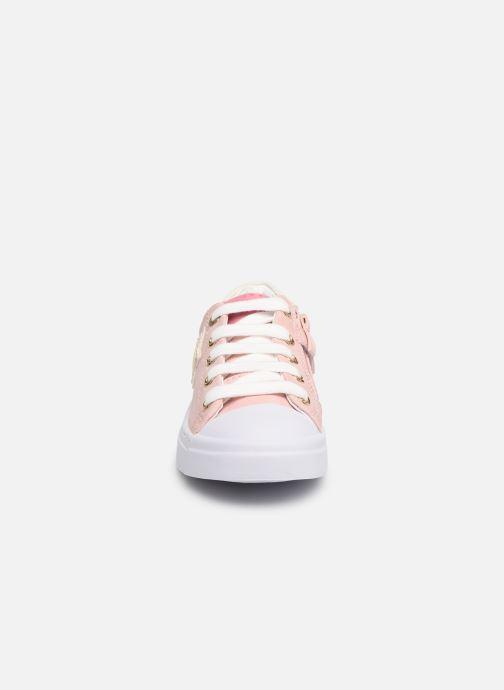 Baskets Shoesme Santia Rose vue portées chaussures