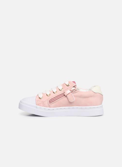 Sneakers Shoesme Santia Roze voorkant
