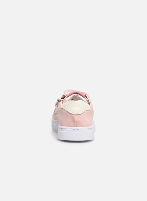 Trainers Shoesme Santia Pink view from the right