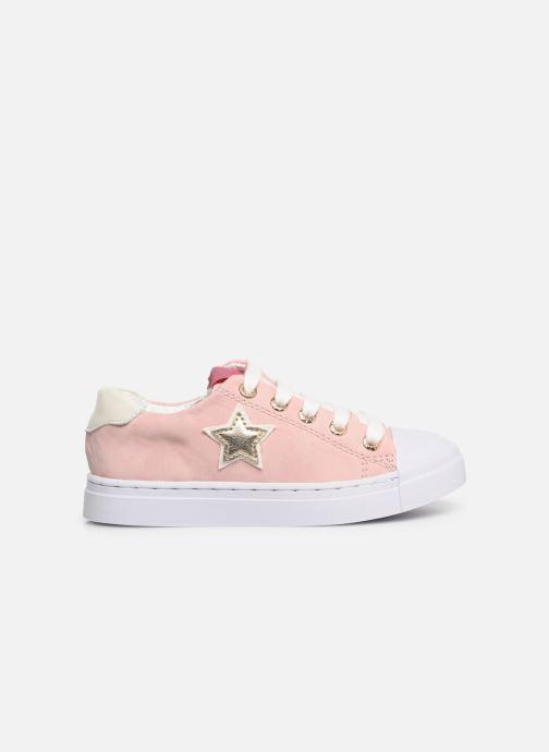 Sneakers Shoesme Santia Roze achterkant