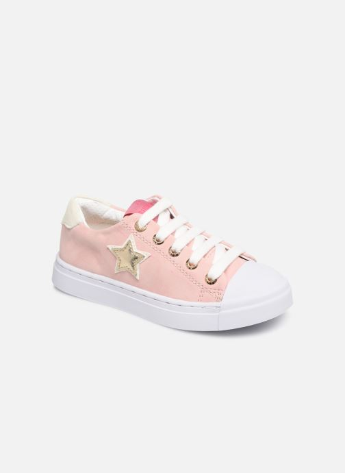 Trainers Shoesme Santia Pink detailed view/ Pair view