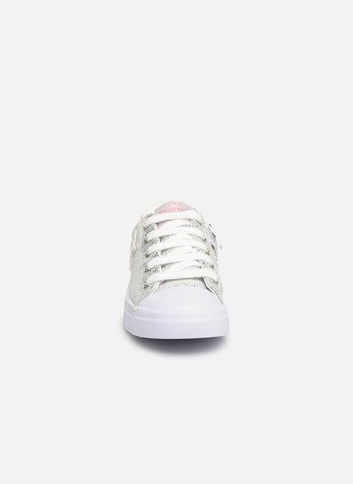 Baskets Shoesme Santia Argent vue portées chaussures