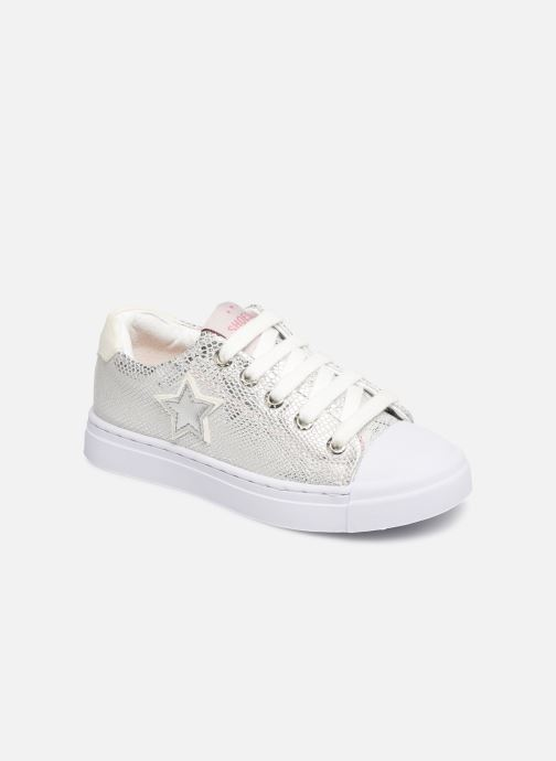 Trainers Shoesme Santia Silver detailed view/ Pair view