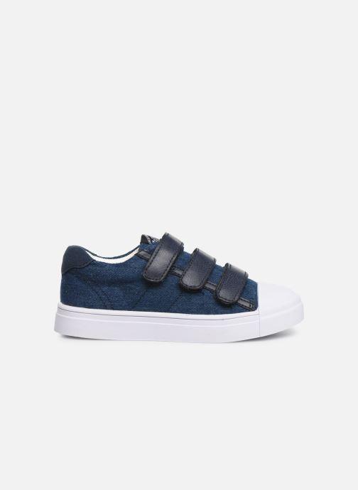 Sneakers Shoesme Santiago Azzurro immagine posteriore