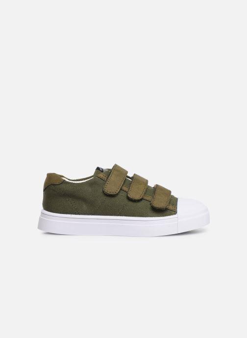 Sneakers Shoesme Santiago Groen achterkant