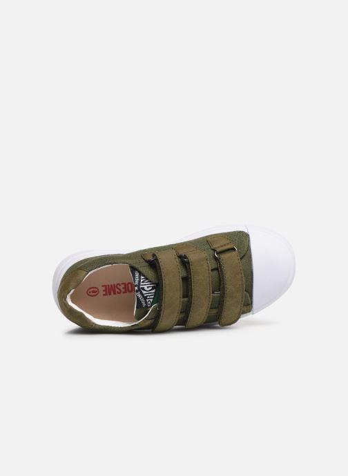 Sneakers Shoesme Santiago Verde immagine sinistra