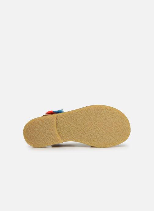 Sandales et nu-pieds Shoesme Sixtine Marron vue haut