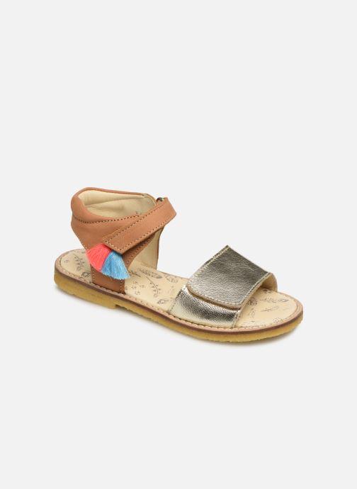 Sandales et nu-pieds Shoesme Sixtine Marron vue détail/paire