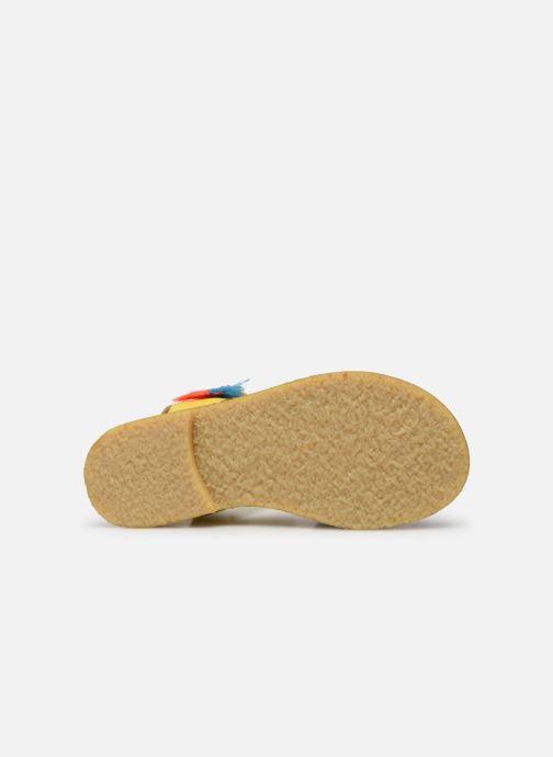 Sandales et nu-pieds Shoesme Solveig Jaune vue haut