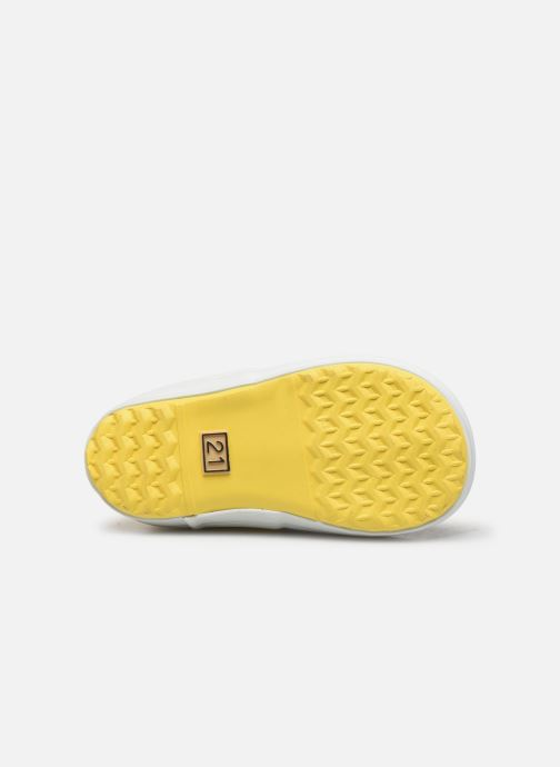 Støvler & gummistøvler Aigle Baby Flac Color Block Blå se foroven