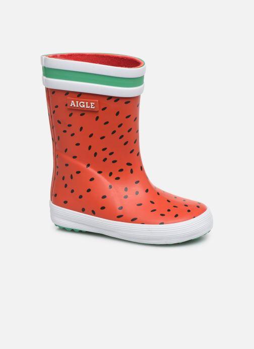 Stivali Aigle Baby Flac Fun Rosso vedi dettaglio/paio