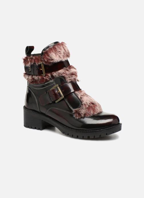 Ankelstøvler Gioseppo 41934 Bordeaux detaljeret billede af skoene