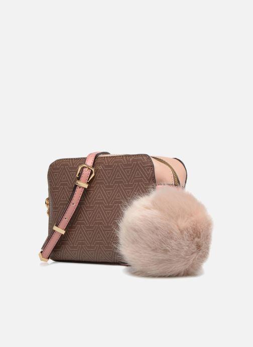 Handtaschen Aldo DAROMANI braun schuhe getragen
