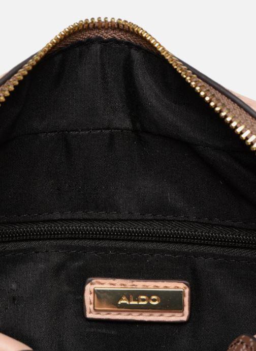Handtaschen Aldo DAROMANI braun ansicht von hinten