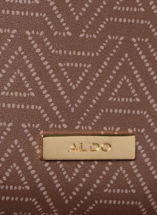 Bolsos de mano Aldo DAROMANI Marrón vista lateral izquierda