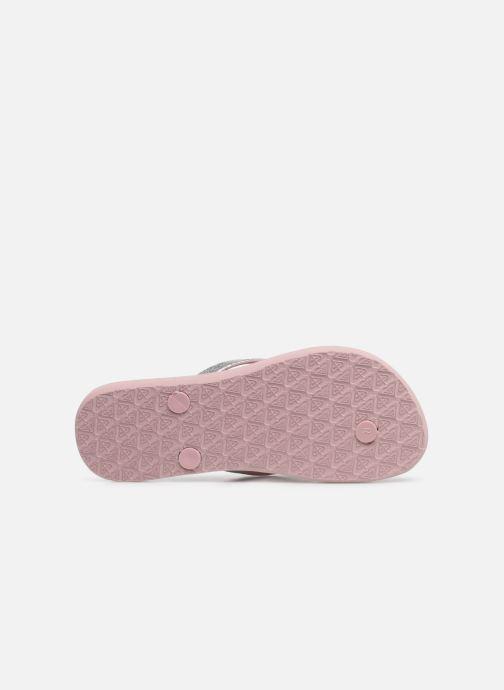 Slippers Roxy Rd Viva Glitter II Roze boven
