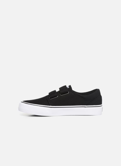 Sneakers DC Shoes Trase V Kids Nero immagine frontale