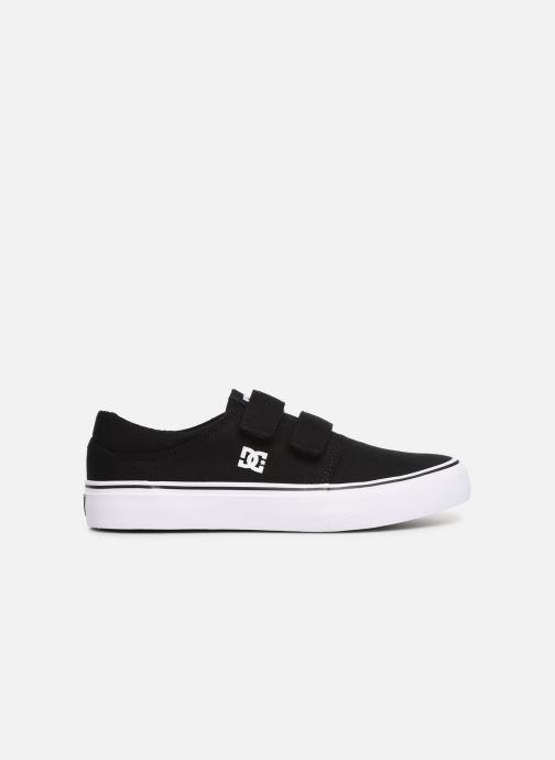 Deportivas DC Shoes Trase V Kids Negro vistra trasera