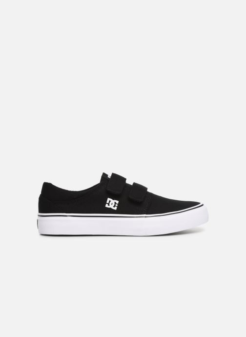 Sneakers DC Shoes Trase V Kids Nero immagine posteriore