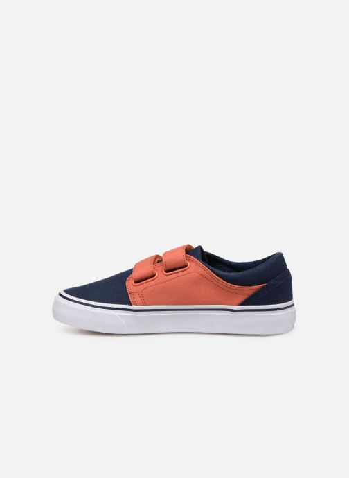 Sneakers DC Shoes Trase V Kids Azzurro immagine frontale