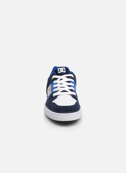Trainers DC Shoes PURE  B Blue model view