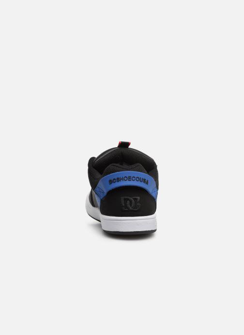 Deportivas DC Shoes Syntax Negro vista lateral derecha