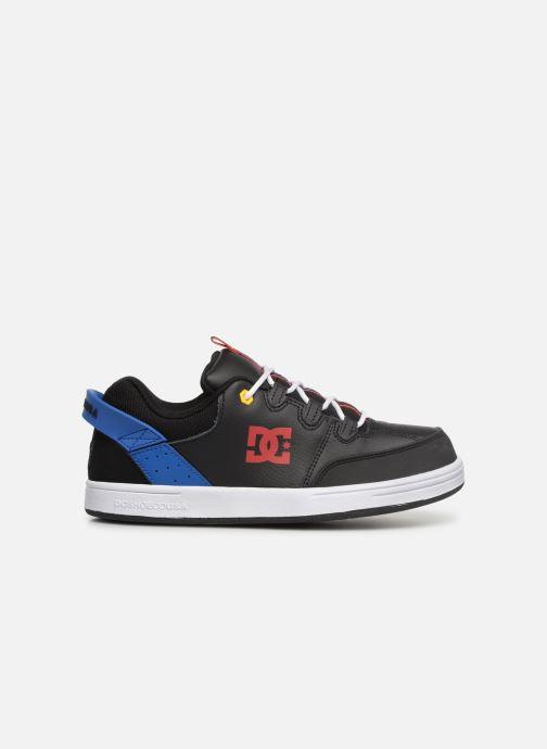 Deportivas DC Shoes Syntax Negro vistra trasera